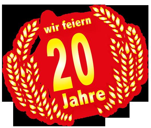 1997 - 2017, 20 Jahre KFZ-Baumgartner