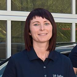 Regina Anreiter von KFZ-Baumgartner aus dem Bezirk Rohrbach in Oberkappel